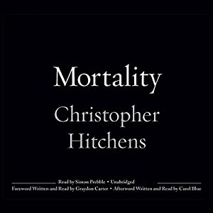 Mortality Audiobook