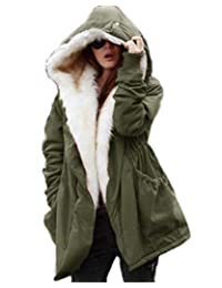 Roiii (Tm) Winter Clothes Loose in the Long Paragraph Slim Coat