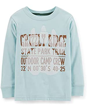 Grizzly Ridge Boy's T-shirt (3m)
