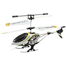 L6018 Plastic + Alloy 3.5-Channel Infrared RC Helicopter with Light Control