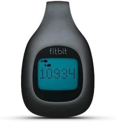 FitBit Zip Wireless Activity Tracker, Charcoal, 1 watch