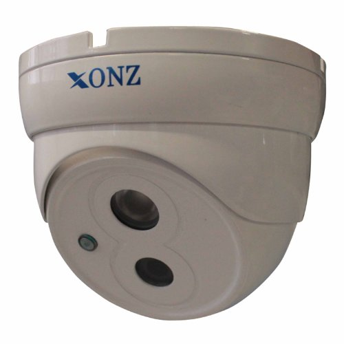Xonz XZ-11H-R 1 Megapixel IP Camera (White)
