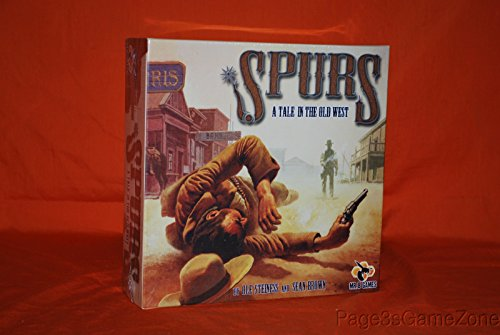 Mr. B Games Spurs: A Tale in The Old West