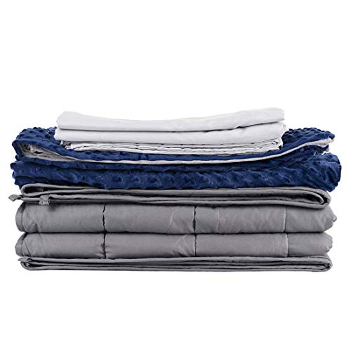 CuteKing Weighted Blanket 3