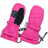 Children Toddlers and Baby Mittens - Xtra Long