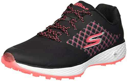 bc832faf66848a Twinkle Toes by Skechers Women s Go Golf Eagle Major Shoe