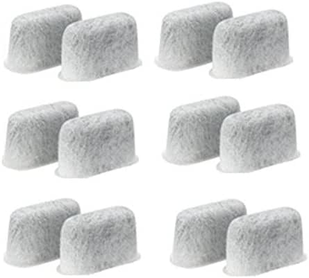 Everyday 12-Pack Replacement Charcoal Water Filters for Cuisinart Coffee Machines