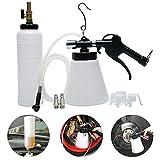 JUST N1 Pneumatic Brake Fluid Bleeder Kit Car Air