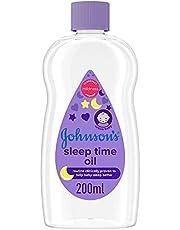 Johnson's Sleep Time Baby Oil - 200 ml