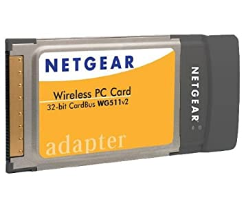 NETGEAR WG511 Wireless Card Windows 8 X64
