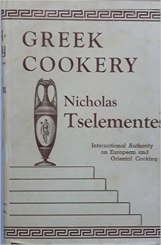 TSELEMENTES COOKBOOK PDF DOWNLOAD