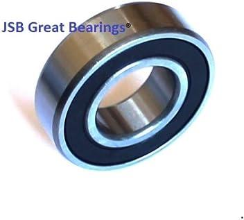 Qty.50 6303-2RS Premium 6303 2rs seal bearing 6303 ball bearings 6303 RS ABEC3