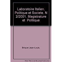 Laboratoire Italien, Politique et Societe, No2/2001