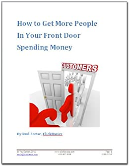 How to Market Online Without Stress and Get More People In Your Front Door Spending Money
