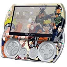 NAROTO Design Decal Skin Sticker for the Sony PSP Go
