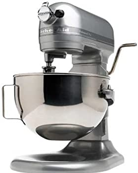 KitchenAid KV25G0XSL Professional Plus 5-Quart Stand Mixer