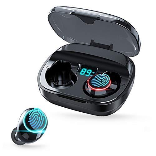 Bluetooth Earbuds Geektop B1 Wireless Earbuds in-Ear Headphones 120h Playtime IPX7 Waterproof