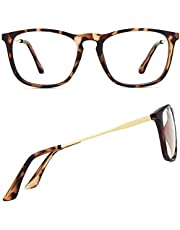YEAHFUN Blue Light Blocking Glasses Anti Eyestrain UV Blocker Computer Gaming Glasses for Women Men