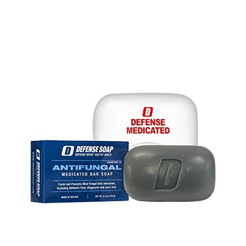 Defense Antifungal Medicated Bar