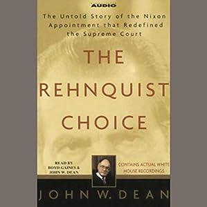 The Rehnquist Choice Audiobook