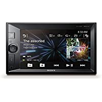 Sony XAVV630BT 6.2 Digital Media Receiver with Bluetooth (Black)