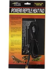 iPower 4 by 7-Inch 4 Watt Reptile Heat Pad Under Tank Terrarium