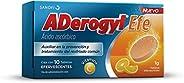 Aderogyl Adeorgyl Efe, Vitamina C En Tabletas Efervecentes, 10 Tabletas, color, 10 count, pack of/paquete de