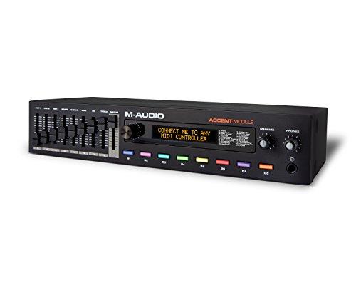 M-Audio Accent Module | USB MIDI Piano Sound Module
