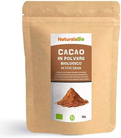 Cacao Ecológico en Polvo 1 Kg. Organic Cacao