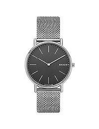 Skagen SKW6483 - Reloj analógico de cuarzo para hombre con correa de acero inoxidable