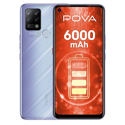 Tecno Pova (6GB+128GB) (Speed Purple)