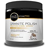 MB-20 Stone Granite Polishing Cream 8.5 Oz.
