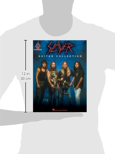 Slayer Guitar Collection (Guitar Recorded Versions)