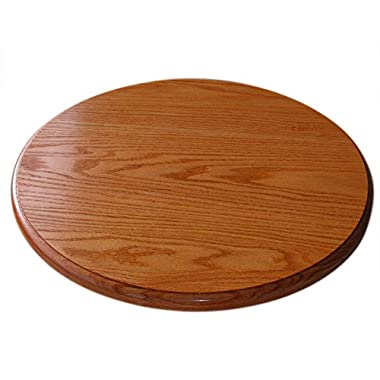 14  Oak Lazy Susan (Honey)