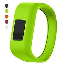 Garmin vivofit JR Strap,Kingfansion Silicone Sport Replacement Bands Small Large Accessory for Garmin vivofit JR Watch