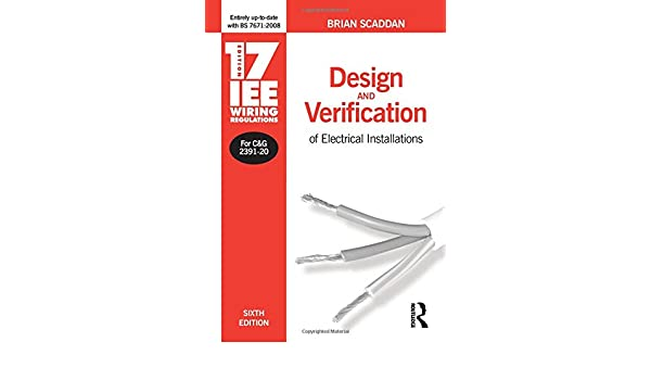 17th edition iee wiring regulations book