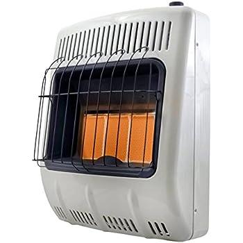 Procom Ml1phg Ventless Propane Gas Heater Manual Control