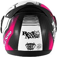 Pro Tork Capacete Evolution G6 Red Nose Rn-01 58 Rosa