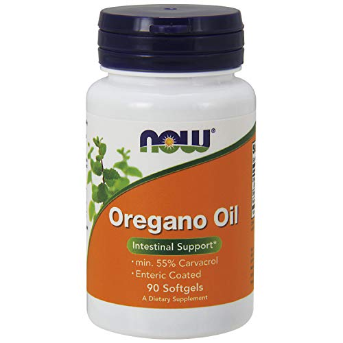 NOW Supplements Oregano Oil