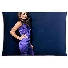 """16x24 16""""x24"""" 40x60cm Body pillow protector case Polyester Cotton pre-shrunk Breathable Jojo"""