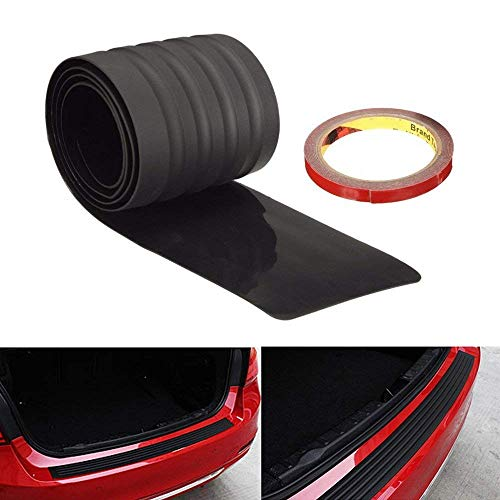 Red Hound Auto Front Bumper Pads Guards Compatible with 2009-2014 Ford F150 Insert Cap Delete Pair RH /& LH Black