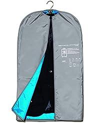 Flight 001 Spacepak Suiter Compression Bag Packing Cube, Grey