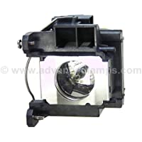 Epson ELPLP48 - Projector lamp - UHE - 170 Watt - RPLMNT LAMP FOR POWERLITE 1720 25 30W 1735W 1716