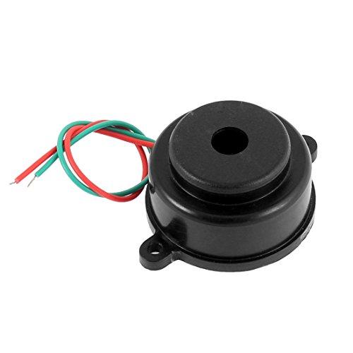 uxcell ZMQ-3522 2 Wire Industrial Electronic Alarm Sound Buzzer DC 6-15V