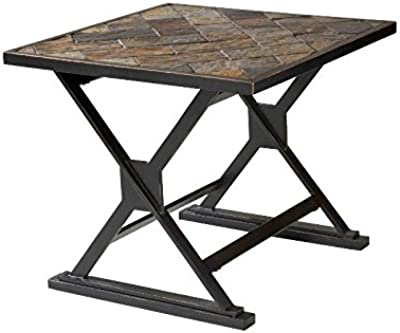Stein World Furniture Durban End Table
