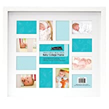 MCS 12 Month Baby Collage Frame