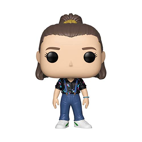 Funko Pop! Figura de Vinilo TV Stranger Things - Eleven, Multicolor, Talla Unica