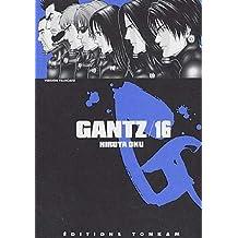 GANTZ T.16