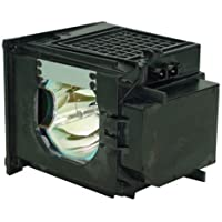 Original Philips Rear Projection Replacement Lamp/Bulb/Housing for Mitsubishi 915P049020 or 915P049A20.