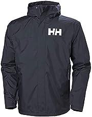 Helly Hansen Active 2 Chaqueta Impermeable con Capucha, Hombre